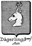 Dagerling Coat of Arms / Family Crest 0