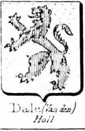 Dale Coat of Arms / Family Crest 2