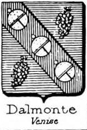 Dalmonte Coat of Arms / Family Crest 0