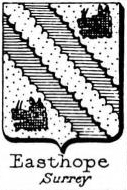 Easthope Coat of Arms / Family Crest 0