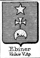 Ebiner Coat of Arms / Family Crest 0