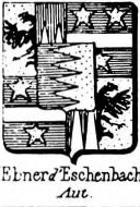 Ebner Coat of Arms / Family Crest 8