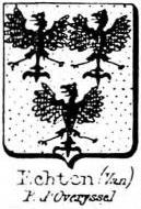 Echten Coat of Arms / Family Crest 1