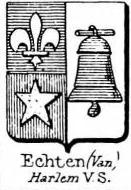 Echten Coat of Arms / Family Crest 0