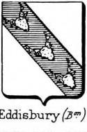 Eddisbury Coat of Arms / Family Crest 0
