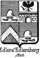 Edler Coat of Arms / Family Crest 0