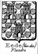 Eede Coat of Arms / Family Crest 2