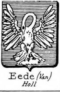 Eede Coat of Arms / Family Crest 0