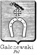 Galczewski Coat of Arms / Family Crest 0