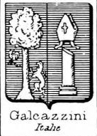 Galeazzini Coat of Arms / Family Crest 0