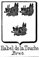Habel Coat of Arms / Family Crest 1