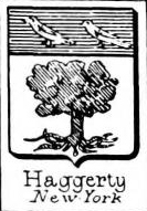 Haggerty Coat of Arms / Family Crest 0