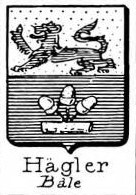 Hagler Coat of Arms / Family Crest 0