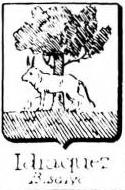 Idiaquez Coat of Arms / Family Crest 0