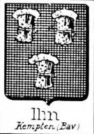 Ilin Coat of Arms / Family Crest 0