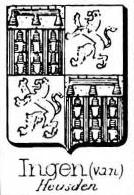 Ingen Coat of Arms / Family Crest 2