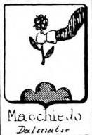 Macchiedo Coat of Arms / Family Crest 0