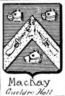 Mackay Coat of Arms / Family Crest 0