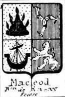 Macleod Coat of Arms / Family Crest 1