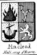 Macleod Coat of Arms / Family Crest 0