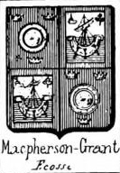 MacPherson Coat of Arms / Family Crest 6