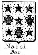 Nabel Coat of Arms / Family Crest 0