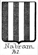 Nabram Coat of Arms / Family Crest 0