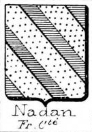Nadan Coat of Arms / Family Crest 0