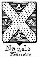Nagels Coat of Arms / Family Crest 0