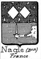 Nagle Coat of Arms / Family Crest 0