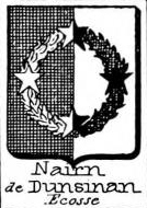 Nairn Coat of Arms / Family Crest 0