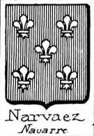 Narvaez Coat of Arms / Family Crest 1