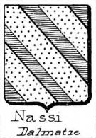 Nassi Coat of Arms / Family Crest 0