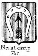 Nastemp Coat of Arms / Family Crest 0
