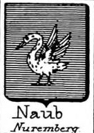 Naub Coat of Arms / Family Crest 0