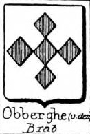 Obberghen Coat of Arms / Family Crest 0