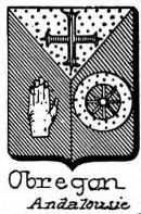 Obregon Coat of Arms / Family Crest 0