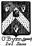 OByrn Coat of Arms / Family Crest 0