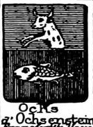 Ochs Coat of Arms / Family Crest 9