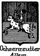Ochsenreutter Coat of Arms / Family Crest 0