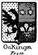 Ockinga Coat of Arms / Family Crest 0