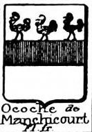 Ocoche Coat of Arms / Family Crest 0