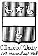 ODales Coat of Arms / Family Crest 0