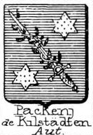 Packenj Coat of Arms / Family Crest 0