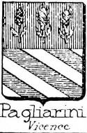 Pagliarini Coat of Arms / Family Crest 0