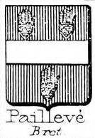 Pailleve Coat of Arms / Family Crest 0
