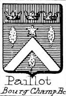 Paillot Coat of Arms / Family Crest 0