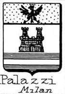 Palazzi Coat of Arms / Family Crest 7