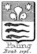 Paling Coat of Arms / Family Crest 0