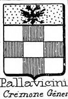Pallavicini Coat of Arms / Family Crest 4